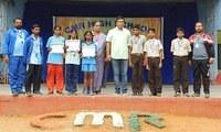 State Level Hyderabad District School Games Federation of India - 2018-19