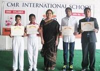 Certificates Awarded to Participants of Karate Camp