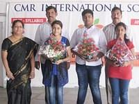 FELICITATION OF GR-X TOPPERS